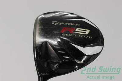 £114.53 • Buy TaylorMade R9 SuperTri Driver 9.5° Graphite Stiff Left 45.0in