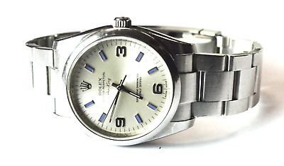 $ CDN5035.39 • Buy Rolex 3130 Automatic 114200 Air King Wristwatch 34mm Stainless Steel