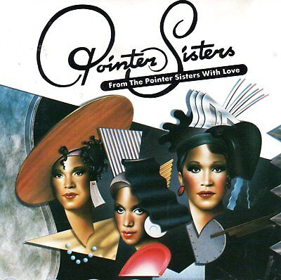 £5.75 • Buy Pointer Sisters - From The Pointer Sisters With Love - 14 Track CD - 1990