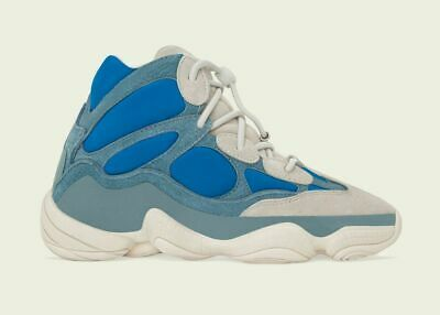AU312.89 • Buy Adidas Yeezy 500 High Frosted Blue Size 8 GZ5544 NEW | IN HAND SHIPS TODAY!