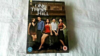 £14.99 • Buy One Tree Hill - Series 6 - Complete (DVD, 2009, 7-Disc Set)