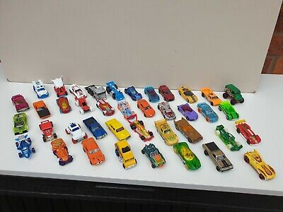 £24.99 • Buy Hot Wheels Job Lot X40  Toy Cars,  Good Used Condition.  Lot 1
