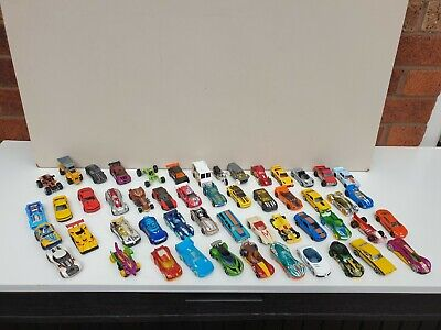 £29.99 • Buy Hot Wheels Job Lot X50  Toy Cars,  Good Used Condition.  Lot 2
