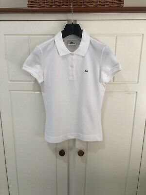 £27.50 • Buy Womens Lacoste Polo Top, Size 38, Never Worn