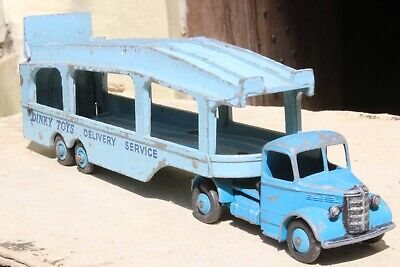 £10.99 • Buy DINKY 982 BEDFORD PULLMORE CAR TRANSPORTER  To Restore  1950s