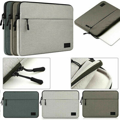 $11.58 • Buy Laptop Notebook Sleeve Case Hand Bag Cover Pouch For 11/13.4/15.4 Macbook Retina