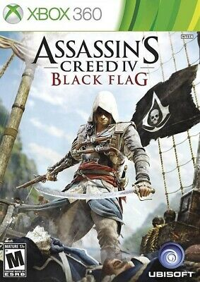 £7.55 • Buy Assassin's Creed IV: Black Flag Xbox 360 Game