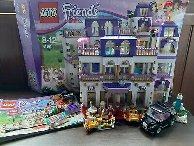 £79.99 • Buy Lego Friends 41101 Grand Hotel With Box & Instructions - Complete