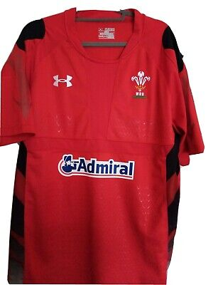 £13.99 • Buy Wales Rugby Union Shirt 3xl