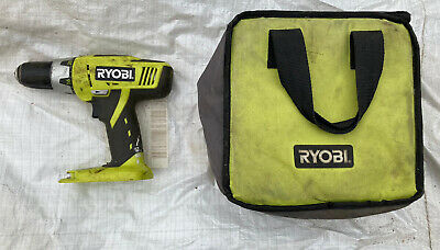 £4.74 • Buy Ryobi Drill Body Only With Case Used