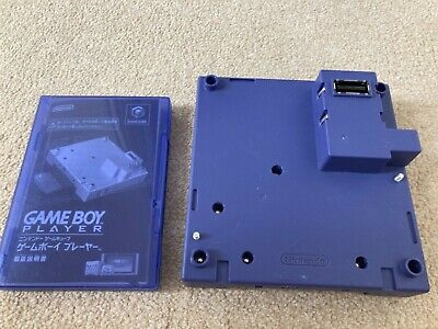 £40 • Buy GameBoy Player GameCube With Disc Japanese