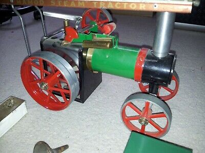 £23 • Buy Live Steam Traction Engine, Mamod TE1A, Unfinished Project