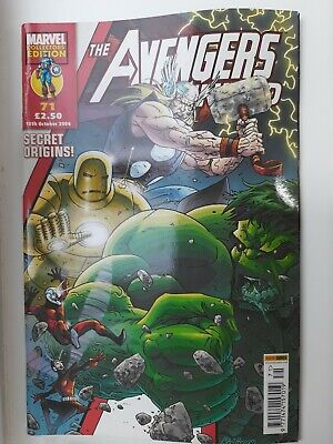 £2 • Buy The Avengers United #71 Marvel Collectors Edition