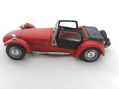 $ CDN18.87 • Buy Matchbox Red 1967 LOTUS SUPER SEVEN British Sports Car Collection Model + Poster