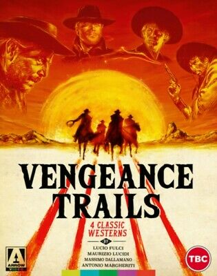 £55.14 • Buy Vengeance Trails Four Classic Westerns