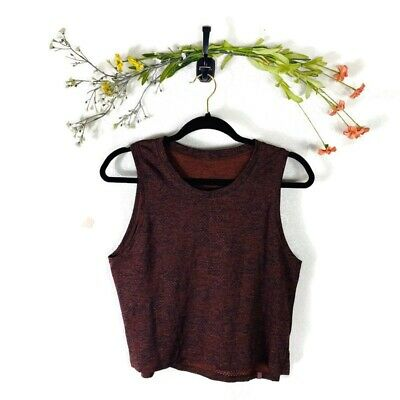 $ CDN42.51 • Buy Lululemon Athletica Tank Top Red Women's Size 6 Sleeveless Excellent Condtion