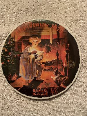 $ CDN8.81 • Buy Norman Rockwell Plates Christmas 1979 Plate Number 16952A.   In Perfect Shape