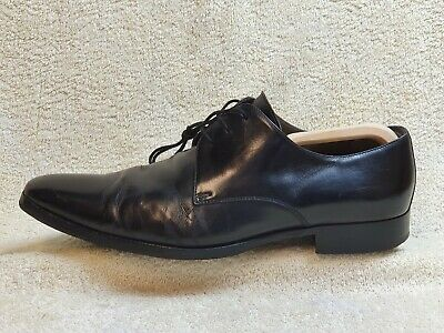 £15.97 • Buy Russell&Bromley Moreschi Mens Formal Shoes All Leather Black UK 10 EUR 44