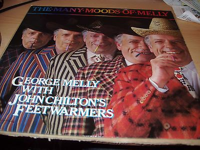 £7.99 • Buy George Melly  Many Moods Of Melly  LP Autographed.. 1984