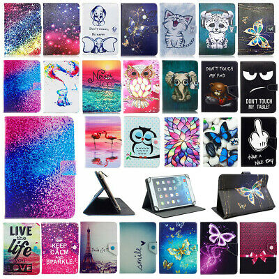 AU18.80 • Buy Leather Protective Cover PU Case For Samsung Galaxy TabA E 7 8 10.1 10.4 Tablet