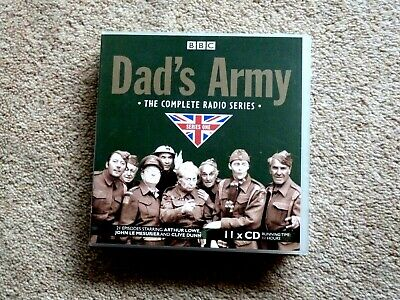 £15 • Buy Jimmy Perry - Dad's Army - The Complete Radio Series 1 - Audio Book-  ( 11 Cds )