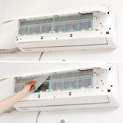 AU6.52 • Buy 3X Air Conditioner Filter Air Purification Paper Filter Dust-proof Net Househohd