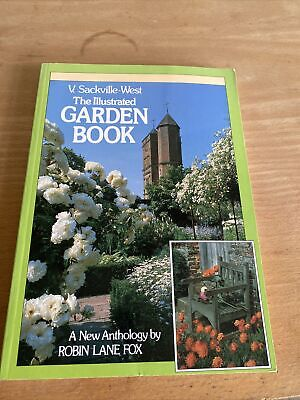 £2.50 • Buy The Illustrated Garden Book By Sackville-West, Vita Paperback Book