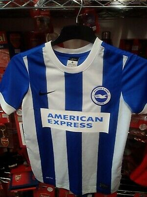 £15.99 • Buy Brighton And Hove Albion Shirt 10-12 Years