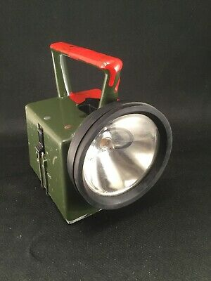 £20 • Buy Ex Mod Railway Lamp - Army Signalling Torch - Bardic Type Four Colour Beams T27