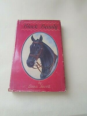 £4 • Buy BLACK BEAUTY. ANTIQUE BOOK FROM 1960s BY ANNA SEWELL.