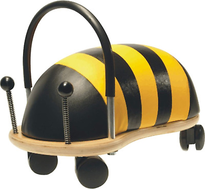 £103.99 • Buy Wheelybug Toddler Ride On Animal, Safety Certified Developmental Toy (Small, Bee