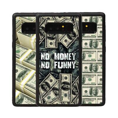 $ CDN12.19 • Buy No Money No Funny TPU Phone Case Cover For Samsung Galaxy Note 9 10 S20 S21