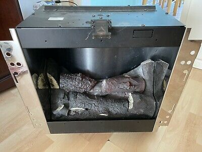 £15 • Buy Gazco Fireplace - Model E8613 - For Spares Or Repairs