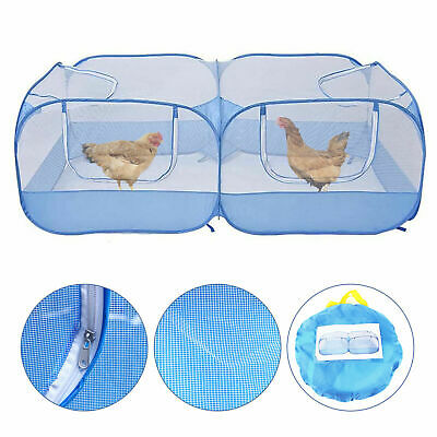 £28.11 • Buy Play Pen Cage For Chick Small Animal Pet Rabbit Puppy Kitten Guinea Pig Hamster