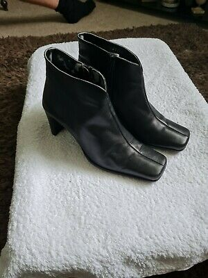 £1.60 • Buy Womens Black Ankle Boots Size 5 New