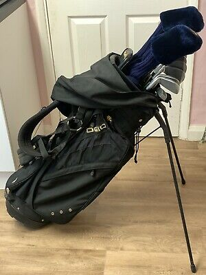 AU194.51 • Buy *Mens Right Handed Set Of Wilson X-31 Tour Golf Clubs + Ogio Stand Bag*