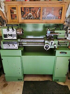 $12000 • Buy Used Mill Drill Machines And Accessories Austrian Made Maximat Super II FB2