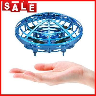 AU16.08 • Buy LED Hand Operated Drone, Motion Sensor Hovercraft, Flying UFO Toy For Kids