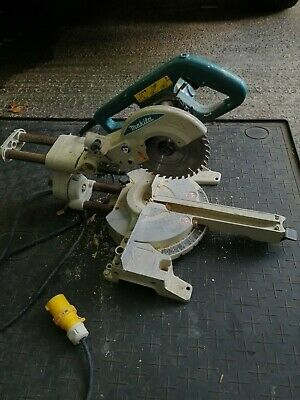 £29.99 • Buy Makita MLS100 240v 255mm Mitre Saw Chop Saw Dust Collection
