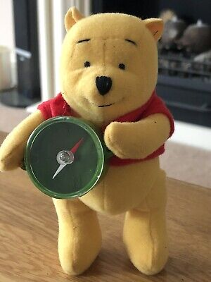 £4.99 • Buy Vintage Rare 2002 Disney's WINNIE THE POOH WITH COMPASS McDonalds Happy Meal Toy