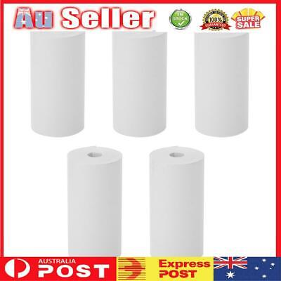 AU11.61 • Buy 5 Roll Printing Sticker Paper Photo Paper For Paperang Pocket Photo Printer