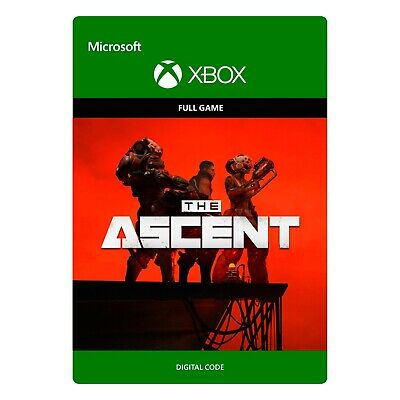 AU19.05 • Buy The Ascent Xbox One / Xbox Series X S Code