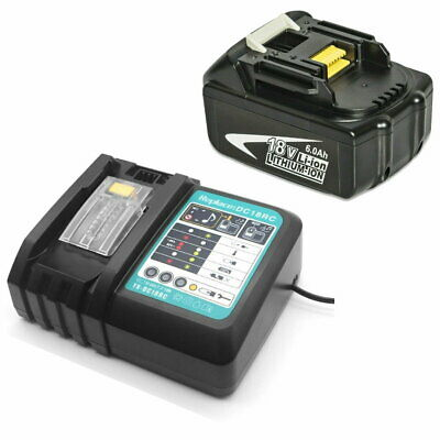AU75 • Buy 18V 6.0Ah LG Cell Replacement Battery For Makita Cordless Power Tools With Ra...