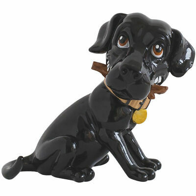 £23 • Buy Little Paws Cooper The Black Labrador Figurine In Branded Gift Box