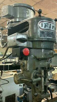 $1275 • Buy Bridgeport Milling Machine Sharpe 2 Hp 3 Phase Or Single Phase Replacemnt Head