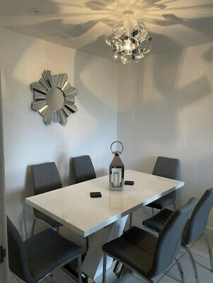 £399.99 • Buy Dinning Room Table And 6 Chairs