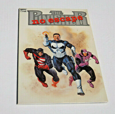 £2.50 • Buy The Punisher; No Escape, TPBs/Graphic Novels, Marvel 1990