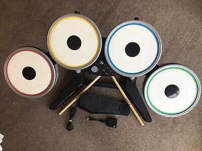 £49.99 • Buy BEATLES ROCK BAND DRUMS SET With Dongle PS3