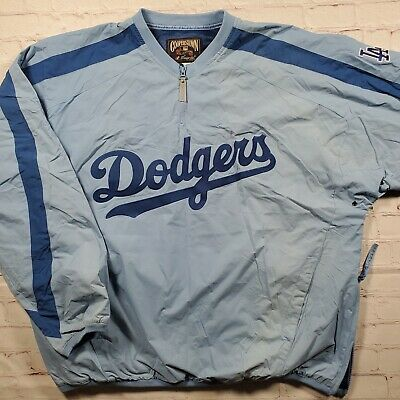 $33.33 • Buy Vintage Los Angeles Dodgers Cooperstown Collection Jacket Majestic Mens XL