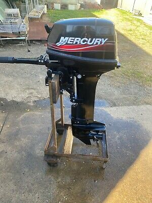 AU1999 • Buy Mercury Outboard Motor 15hp 2012 1015213fl (stand Not Included)